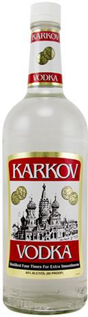 Karkov Vodka 80@